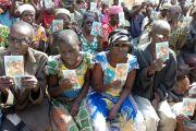 Tajemnica Bożego Narodzenia w bliskości z Misją w Afryce