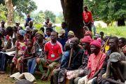 PRZERWANY POKÓJ w Republice Środkowej Afryki
