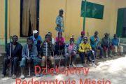 Orientacja przestrzenna - formacja dla niewidomych w Ngaoundaye